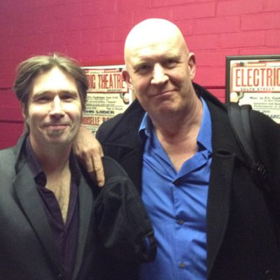 With Justin Currie